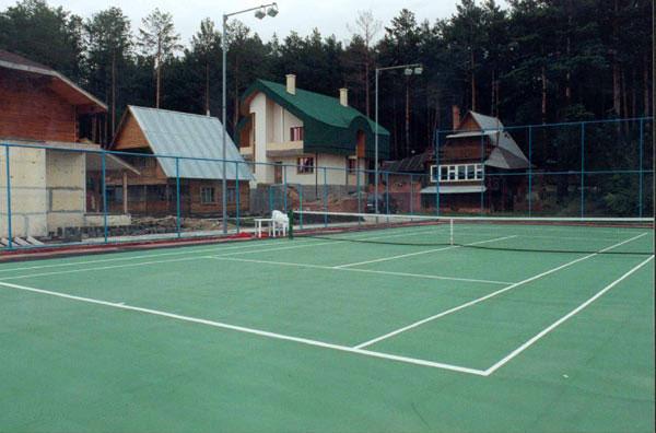 Теннисные покрытия